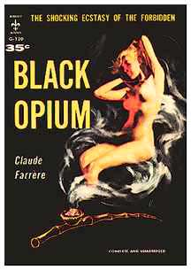 smoking of opium