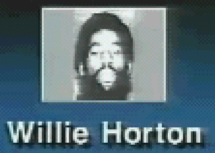 Willie Horton political attack ad, 1988
